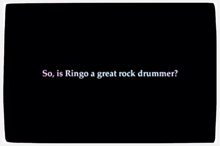 why underrating Ringo? in Vigo Why Underrating Ringo?
