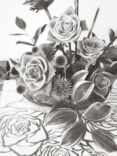 生け花 Flower Rose - Flower