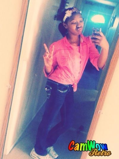 Thuggin' <3 #All Pink