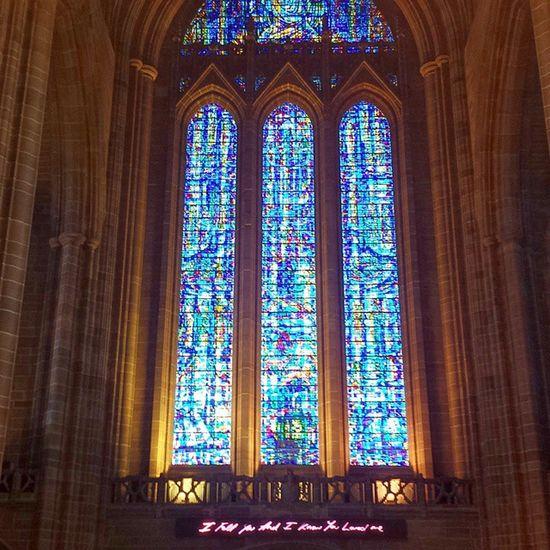 Pórtico de la Catedral de Liverpool Itsliverpool