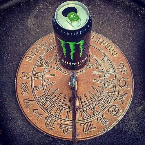 """""""This life is more than just a read through.""""~ Cantstop Redhotchilipeppers Monster Sundial"""