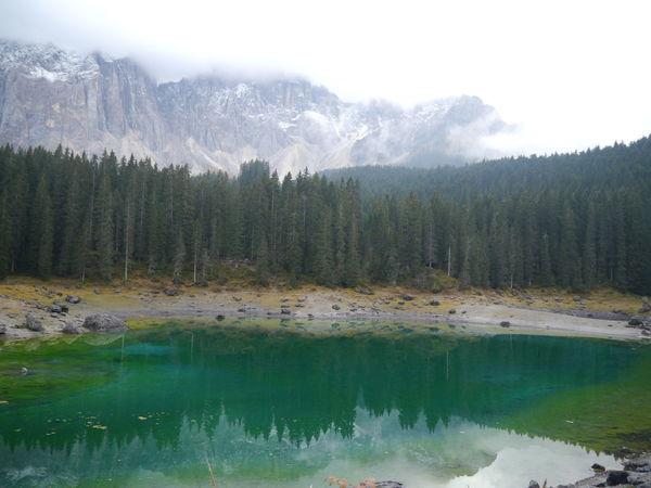 Dolomites, Italy Freshness Green Italy Lake Lake View Mountain Outdoor Photography Snow