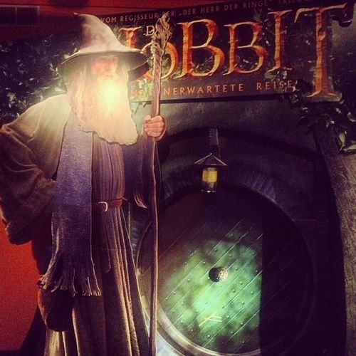 Mein Kinohighlight 2012 ❤ #thehobbit #gandalf #movie MOVIE TheHobbit Gandalf