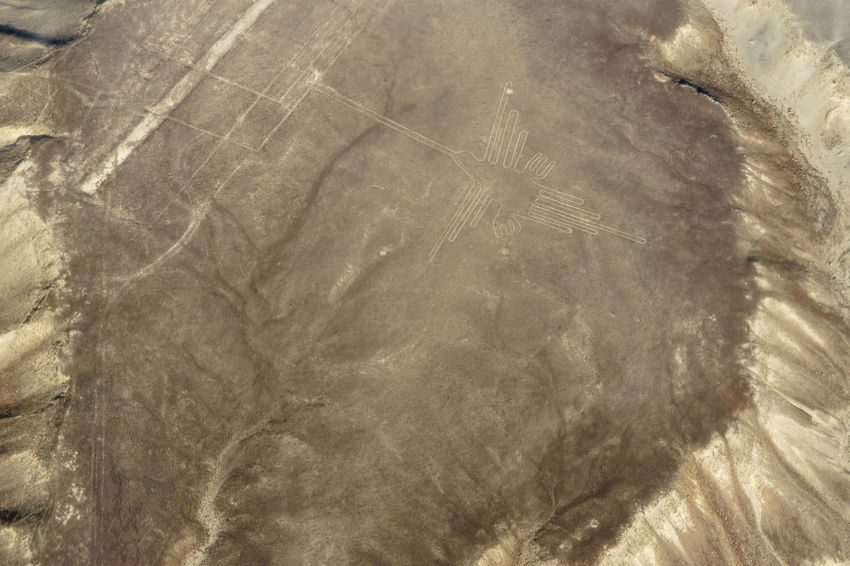 Above Alien America Ancient Cessna Culture Desert Geoglyph Geometric Shapes International Landmark Lines Nasca Lines NASCAR Nazca Nazca Lines Peru Plane Plateau Shapes South Landscapes With WhiteWall UNESCO World Heritage Site Showcase March A Bird's Eye View
