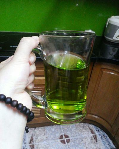 นานๆแล้วไม่ดึ่มชาไทย คิดถึงมากๆเลย+_+ ไทยแลนด์ ชา ไทย เวียดนาม