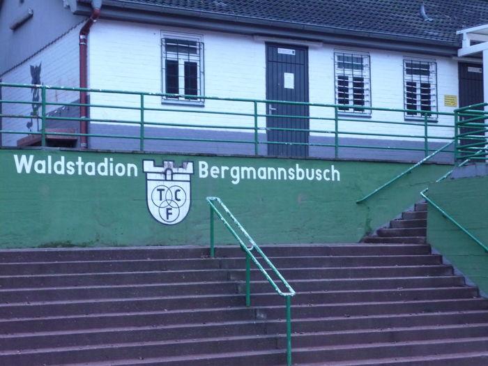 TC Freisenbruch 02 Bergmannsbusch Bolzplatz Day Essen Football Football Field Freisenbruch Fussball No People Ruhr Valley Ruhrgebiet Soccer TC Freisenbruch Waldstadion
