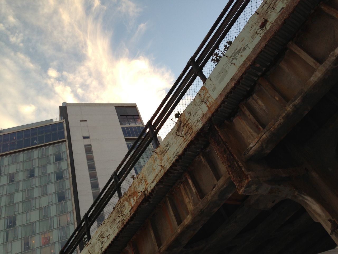 architecture, built structure, low angle view, building exterior, sky, no people, outdoors, cloud - sky, day, nature, city
