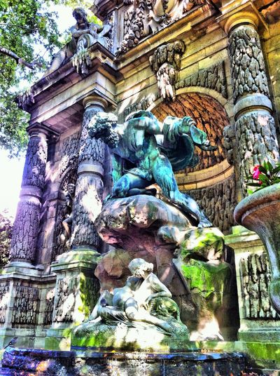 Jardin du Luxembourg Paris 5 Bestofhdr HDR Collection Paris Luxembourg