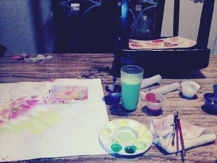 Art Paint Love♥ A Part Of Me