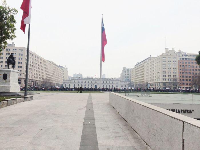 NO + AFP Santiago De Chile
