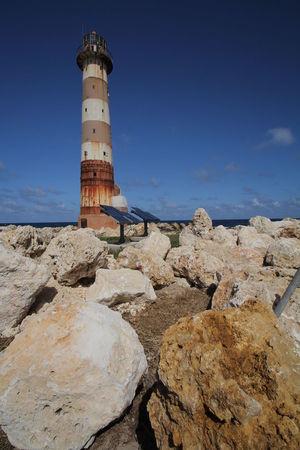 Lighthouse Morant Point Parish St. Thomas Architecture Caribbean Jamaica Navigation Outdoors