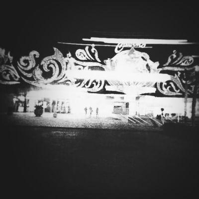 Casino esculpido en noche