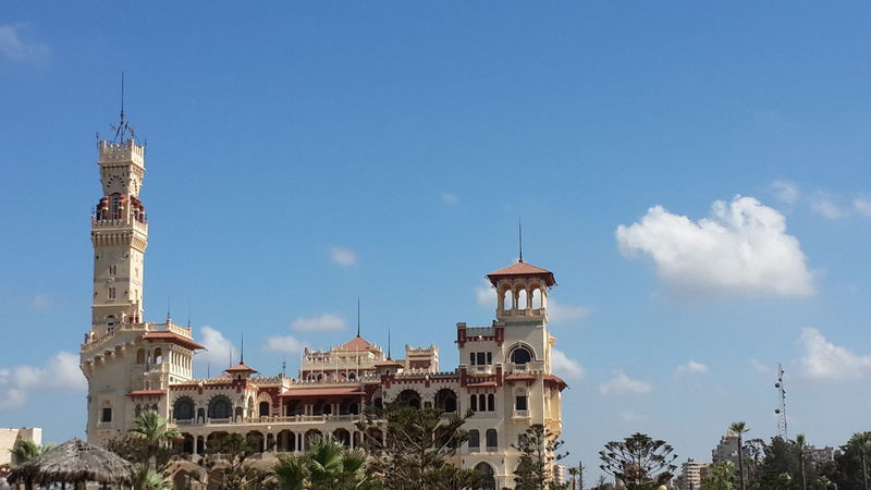 My Year My View Castle Awesome Egypt Alexandria, Egypt