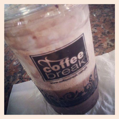 Cool down. Summer Mainit Coffeebreak