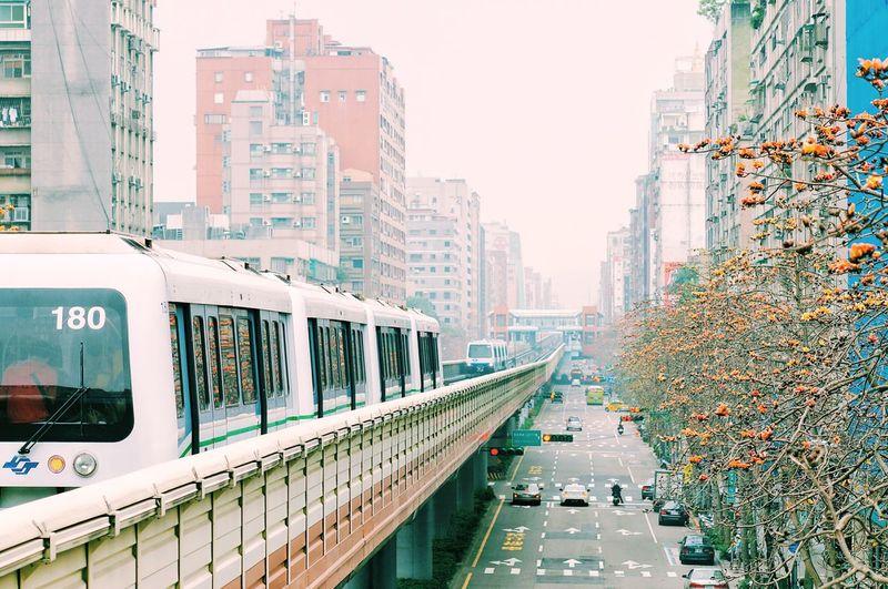 Public Transportation In Taipei