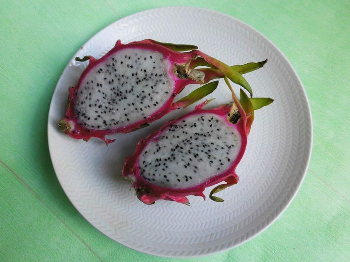 Dragonfruit Taking Photos Food EyeEm Nature Lover Pattern, Texture, Shape And Form Fruit