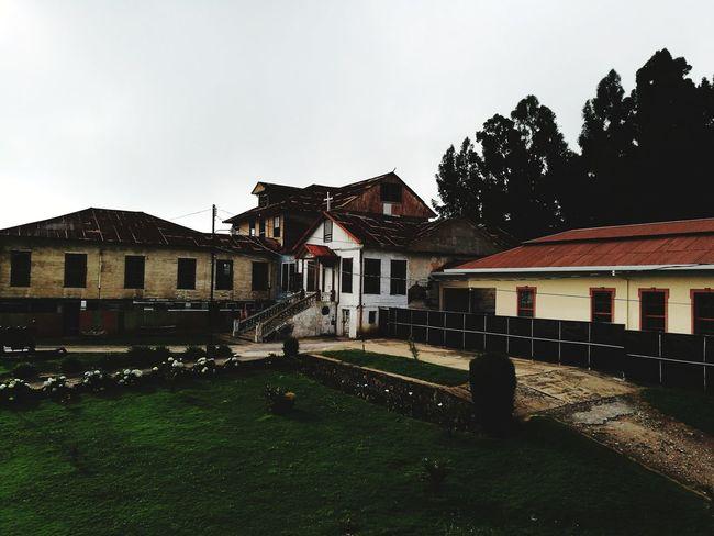 Built Structure Sanatorio Durán  Costa Rica