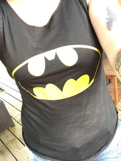 💕I just love it ! 😂💕😜☀️ Batman Batgirl Clothes Superheroes Funny