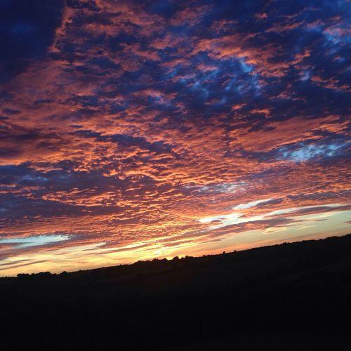 Summer sunset in Ireland Nature First Eyeem Photo