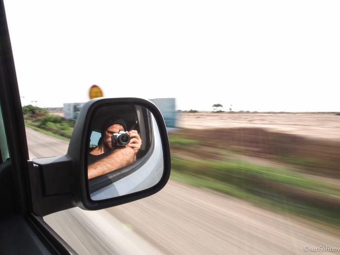 Slowshutterspeed Olympus OM-D Drive Mirror