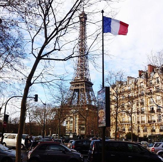 Paris, Tour