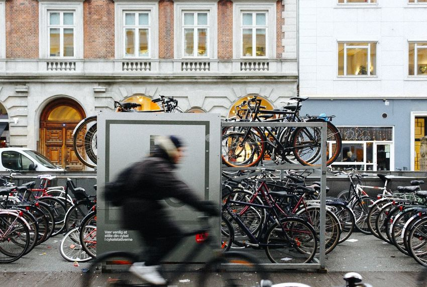 The Street Photographer - 2016 EyeEm Awards Everybodystreet Streetphotography Streetphoto_color Bicycle Fahrrad Bicicleta Urban Copenhagen