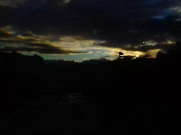 EyeEm Selects Silhouette Cloud - Sky Sunset No People Sky