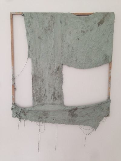 Painting Frame Plaster Cloth