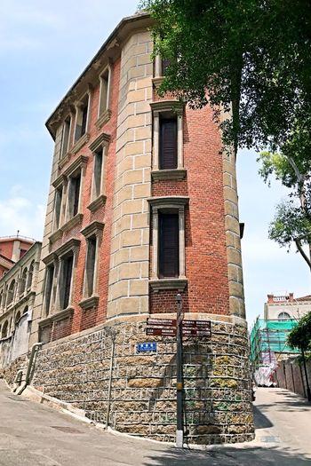 The most beautiful corner Architecture