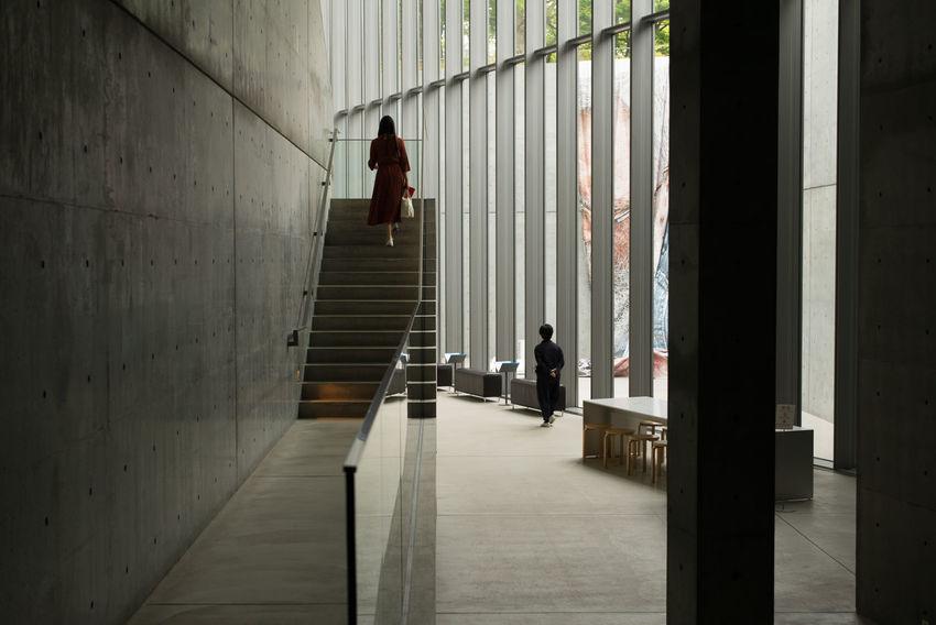 Tokyo 21_21 Desing Sight Architecture City Tadao Ando Tokyo Building People Urban The Architect - 2018 EyeEm Awards