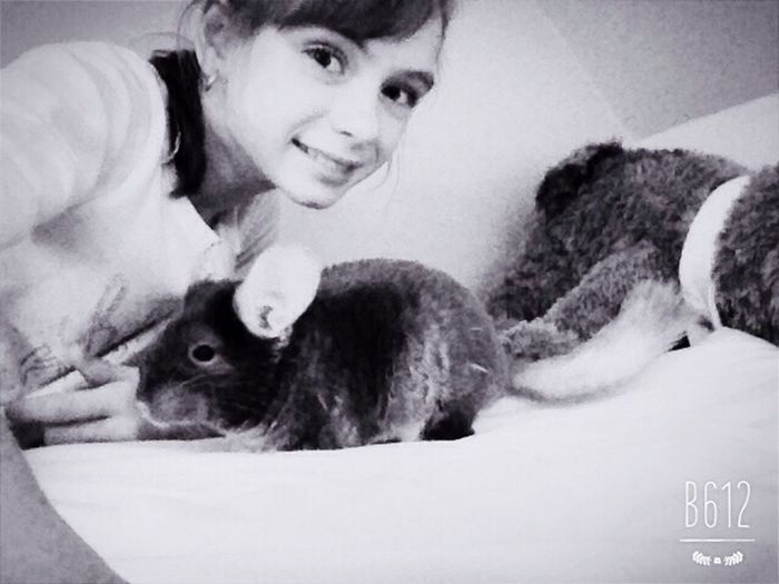 Hue hue 😍😘 Chinchilla Selfie ✌ Pusia