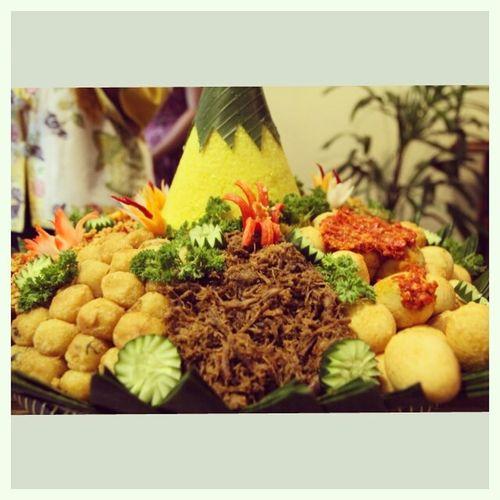 Tradisionalfood Nasitumpeng