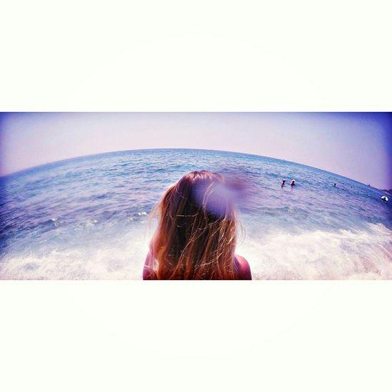 Thinking Water Beachphotography Love Rexaling Beautiful Amazing Turkey Alanya Kleopatra Beach