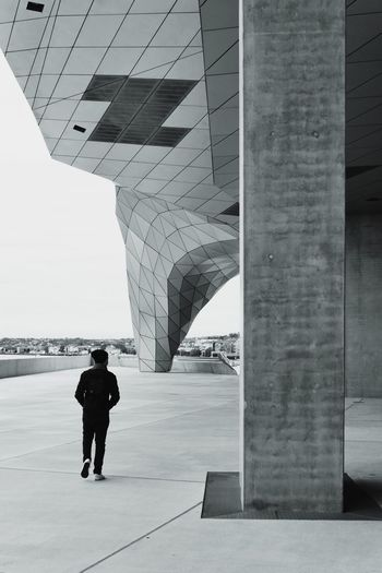 Musée des Confluences à Lyon Irregular Pattern Tworivers Glassbuilding Straightandcurvy The Architect - 2016 EyeEm Awards