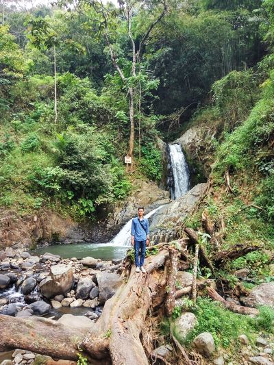 Telaga Ngebel Wisat Ponorogo Waterfall Ponorogo Exploreindonesia