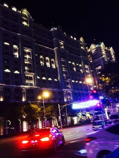 Night Hotel Beijing