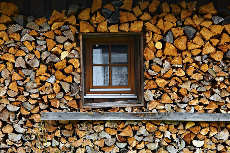 Alps Austria Bavarian Bavarian Alps Berchtesgaden Culture Europe Firewood Firewood Stack Germany Mountains Tradition Tranquility Travel Travel Destinations Traveling