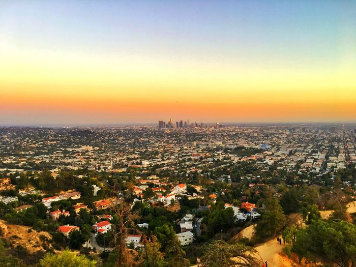 Los Angeles City Skyline At Sunset Sunset Sky Tranquility Scenics No People High Angle View City Cityscape Landscape Outdoors Nature Clear Sky Tree Beauty In Nature Architecture Day Los Angeles Sunset Los Angeles Life Hollywood Hills Hollywood Sunsets California Love Los Angeles From Above Los Angeles Skyline Los Ángeles Los Angeles, California California Dreamin The Architect - 2018 EyeEm Awards The Great Outdoors - 2018 EyeEm Awards The Traveler - 2018 EyeEm Awards