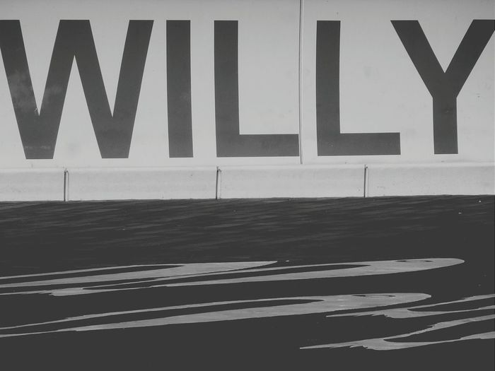 Willy-Brandt-Platz in Bremerhaven Street Photography Letters In The City Signs And Symbols Monochrome Monochrome World Black And White Black & White The Street Photographer - 2016 EyeEm Awards Street Names  Street Name Sign Places I've Been Places In The City