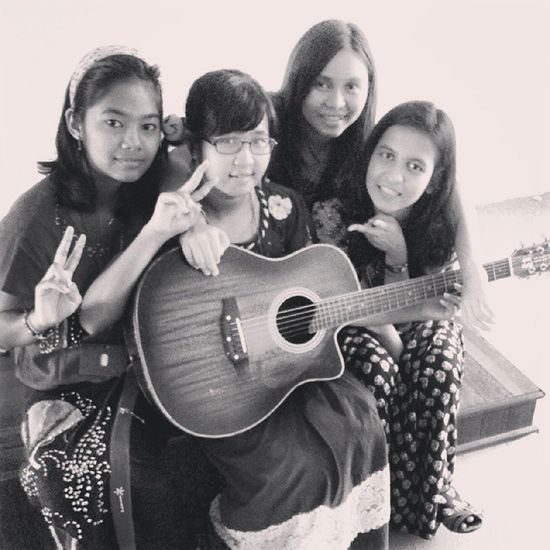 When We Are Together ^^ Bbfs Lunchbreak Friends Cute