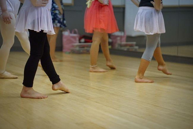 Arts Culture And Entertainment Balance Ballet Ballet Dancer Ballet Studio Dance Floor Dancer Dancing Flexibility Indoors  Performance Practicing Real People Skill