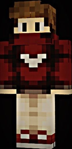A minecraft skin First Eyeem Photo