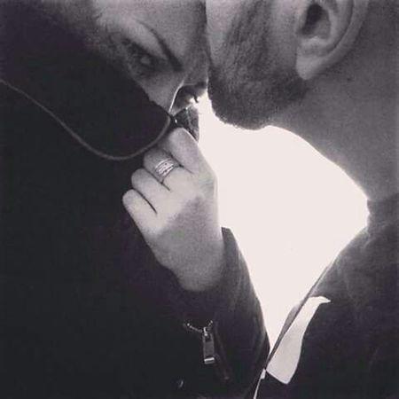L'amour c lorsqu'on est en sécurité avc la bonne personne ke le destin nous a réservé ♥♥♥