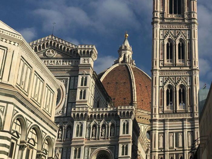 Firenze Florence Italy Florence Building Exterior Architecture Built Structure Building Sky Travel Destinations Religion