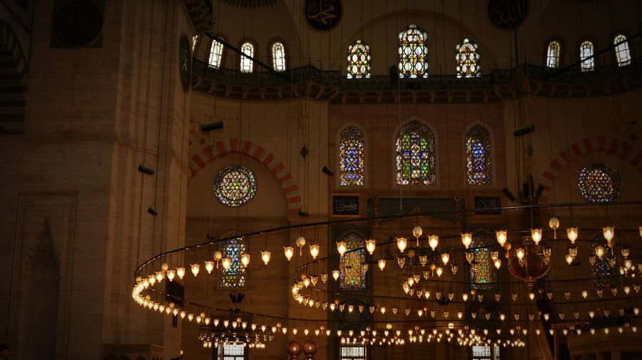 Nikonphotography Lamp Istanbuldayasam Mosque Yeni Camii Islamic Life Architecture Getting Inspired