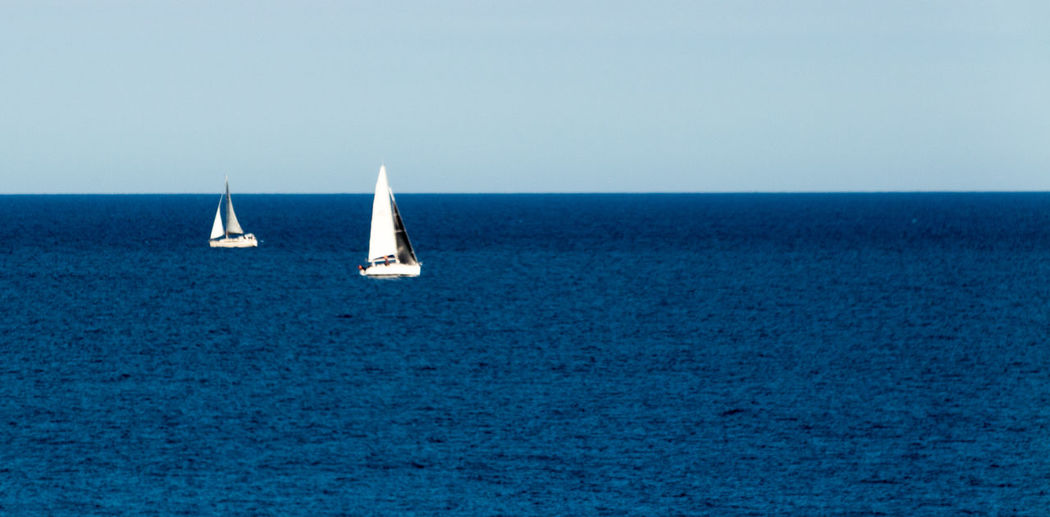 Alassio Blue Horizon Horizon Over Water Luxury Mode Of Transportation Nature Nautical Vessel No People Recreational Boat Sailboat Sailing Sailing Ship Scenics - Nature Sea Ship Sky Tranquil Scene Transportation Travel Water Yacht Yachting The Great Outdoors - 2018 EyeEm Awards