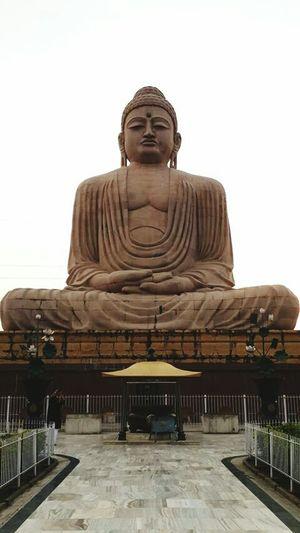 Again da Budhha....pranam......