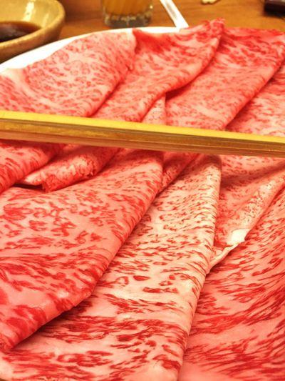 今日はお義姉さん家族が泊まりに来ているので、夕食は木曽路でしゃぶしゃぶ。 Food Japanese Food Dinner しゃぶしゃぶ