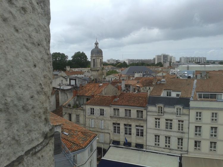 Architecture Architecture_collection Architecturelovers Viewfromthetop View From Above Roofs Monuments La Rochelle, France