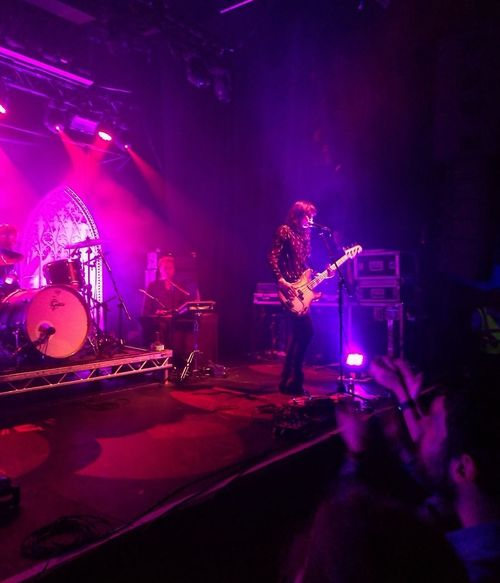 Band of Skulls, SWX club Bristol Concert Singing Rock Band Concert Rock Music Rock Musician Bassplayer Gigphotography